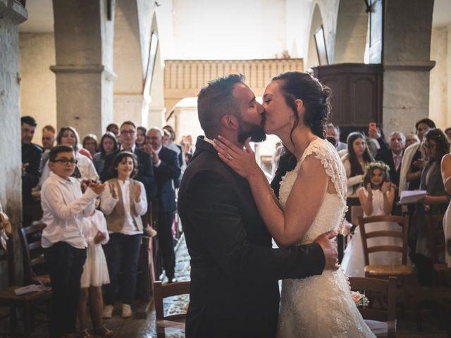 Le mariage de Jordane et Morganne à Fouchères, Aube 17