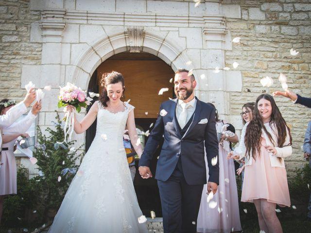 Le mariage de Jordane et Morganne à Fouchères, Aube 19