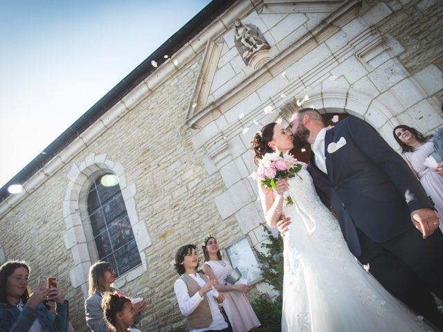 Le mariage de Jordane et Morganne à Fouchères, Aube 20