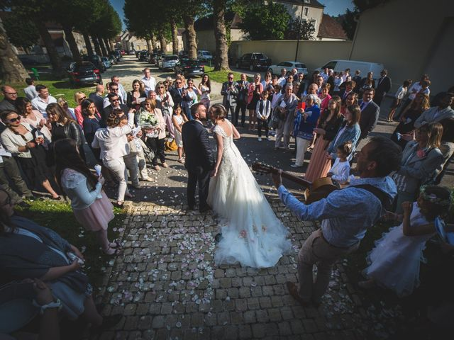 Le mariage de Jordane et Morganne à Fouchères, Aube 21