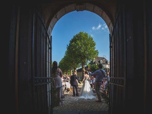 Le mariage de Jordane et Morganne à Fouchères, Aube 22