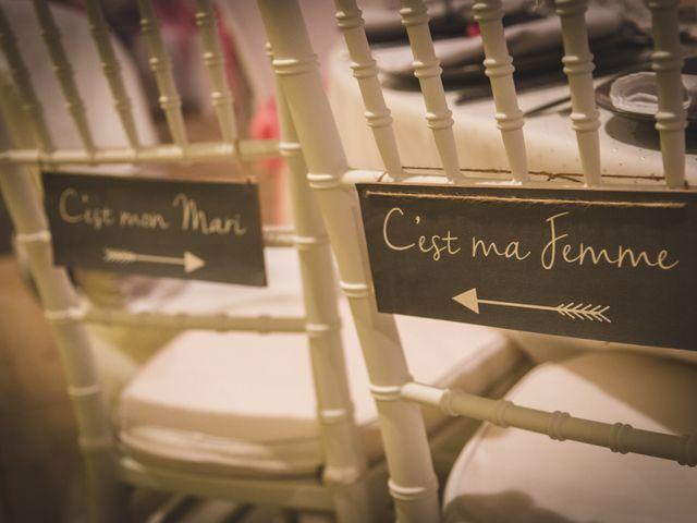 Le mariage de Jordane et Morganne à Fouchères, Aube 25