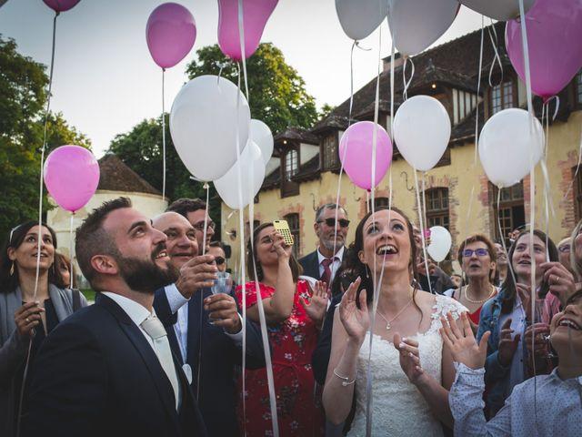 Le mariage de Jordane et Morganne à Fouchères, Aube 29