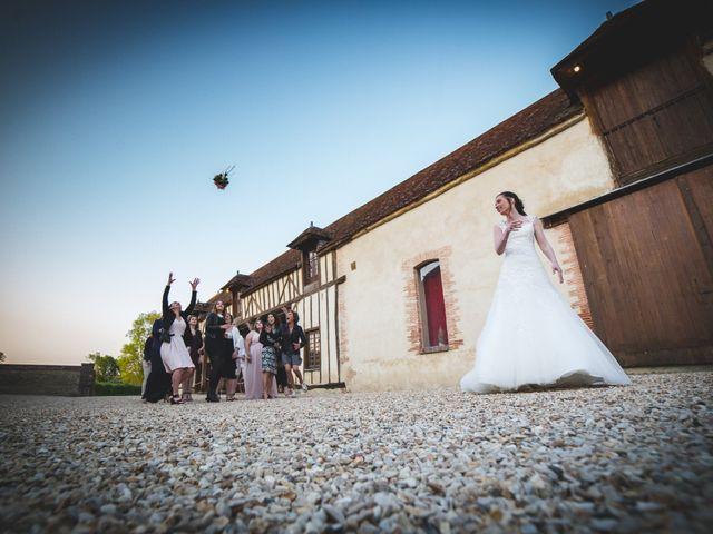 Le mariage de Jordane et Morganne à Fouchères, Aube 30