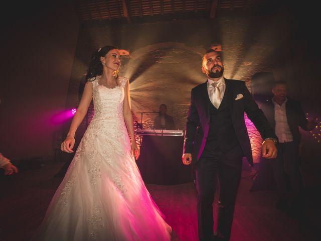 Le mariage de Jordane et Morganne à Fouchères, Aube 34