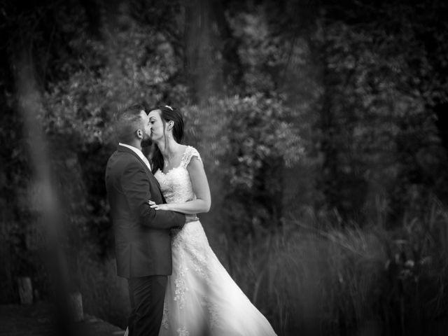 Le mariage de Jordane et Morganne à Fouchères, Aube 42