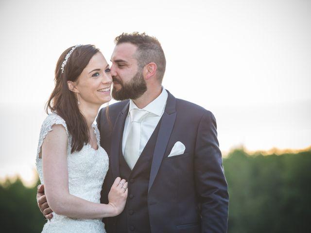 Le mariage de Jordane et Morganne à Fouchères, Aube 45