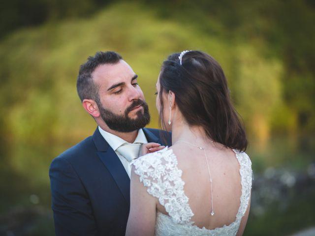 Le mariage de Jordane et Morganne à Fouchères, Aube 47