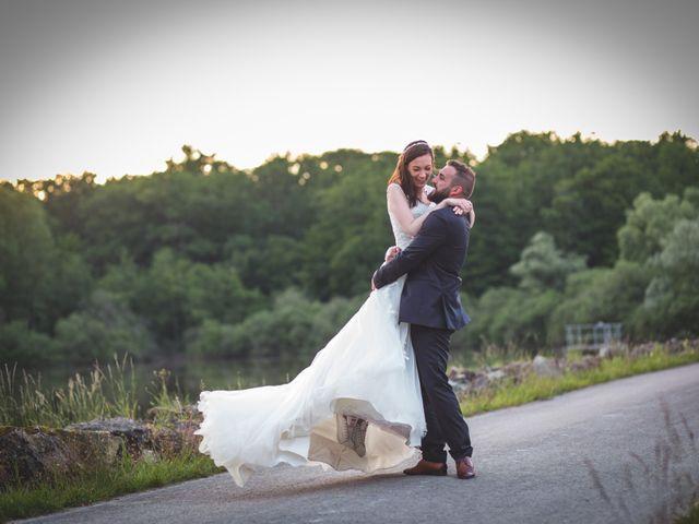 Le mariage de Jordane et Morganne à Fouchères, Aube 2