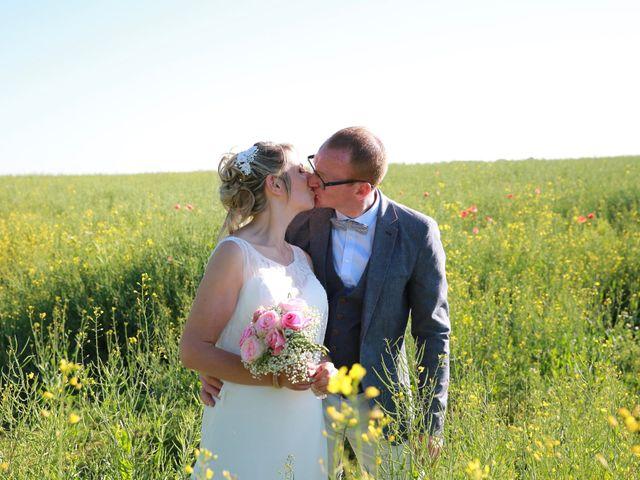 Le mariage de Cédric et Elodie à Manéhouville, Seine-Maritime 12