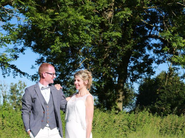Le mariage de Cédric et Elodie à Manéhouville, Seine-Maritime 13