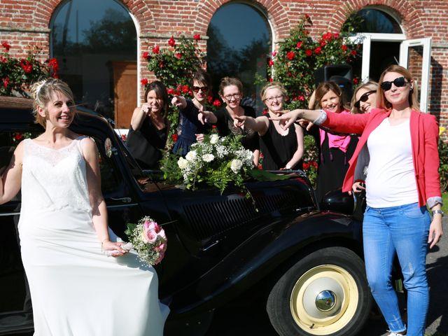 Le mariage de Cédric et Elodie à Manéhouville, Seine-Maritime 18