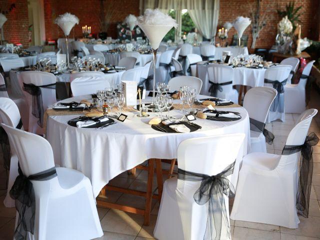Le mariage de Cédric et Elodie à Manéhouville, Seine-Maritime 29