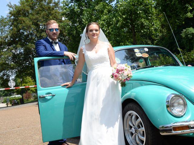 Le mariage de Mathieu et Marion à Rouillon, Sarthe 14