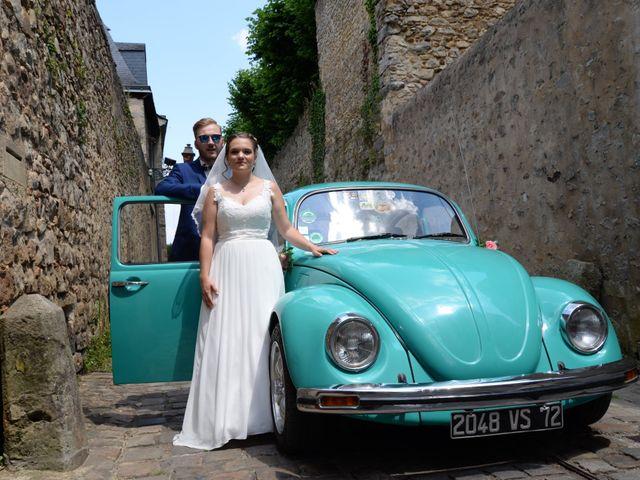 Le mariage de Mathieu et Marion à Rouillon, Sarthe 17