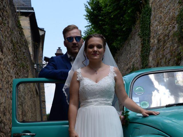 Le mariage de Mathieu et Marion à Rouillon, Sarthe 18