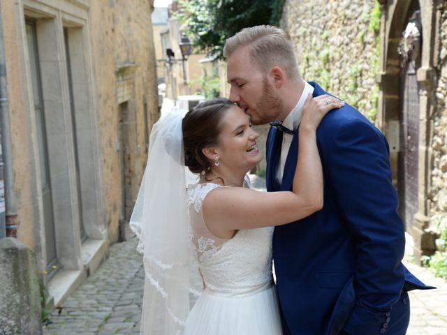 Le mariage de Mathieu et Marion à Rouillon, Sarthe 23