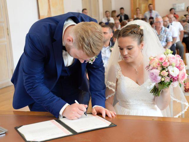 Le mariage de Mathieu et Marion à Rouillon, Sarthe 27