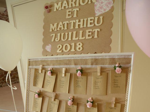 Le mariage de Mathieu et Marion à Rouillon, Sarthe 36