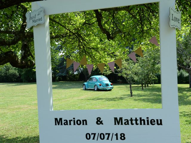Le mariage de Mathieu et Marion à Rouillon, Sarthe 38