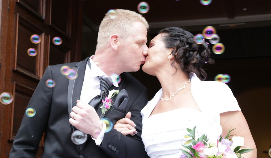 Le mariage de Jonathan et Sandrine  à Biesheim, Haut Rhin