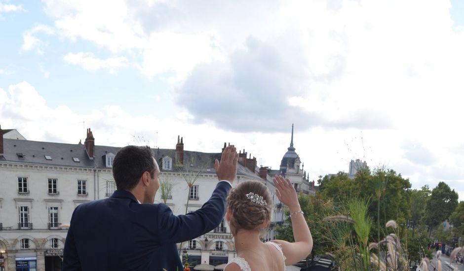 Le mariage de Fred et Julie à Tours, Indre-et-Loire