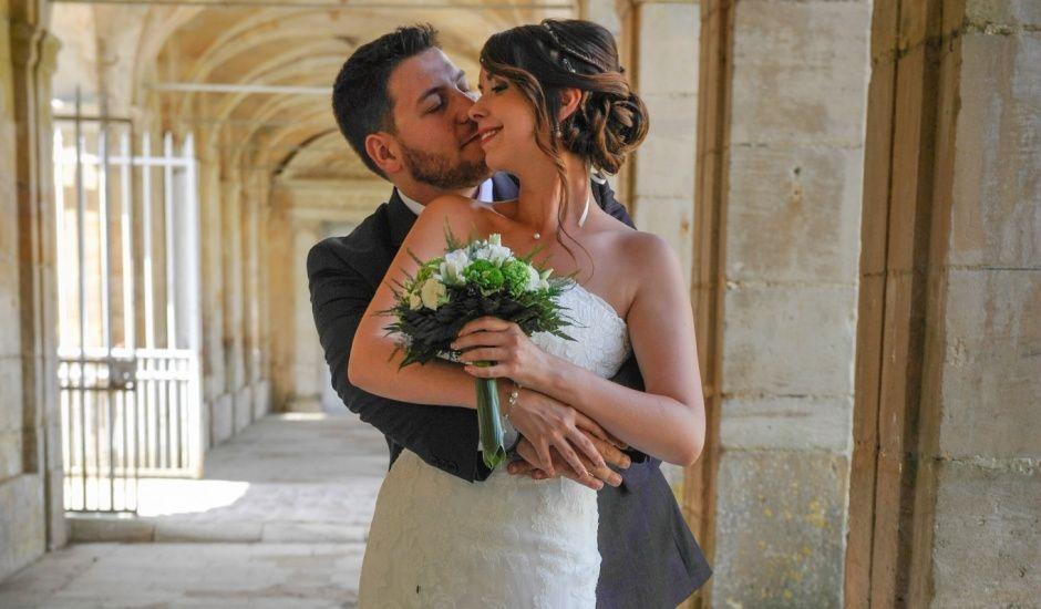 Le mariage de Garry et Camille à Saint-Dizier, Haute-Marne