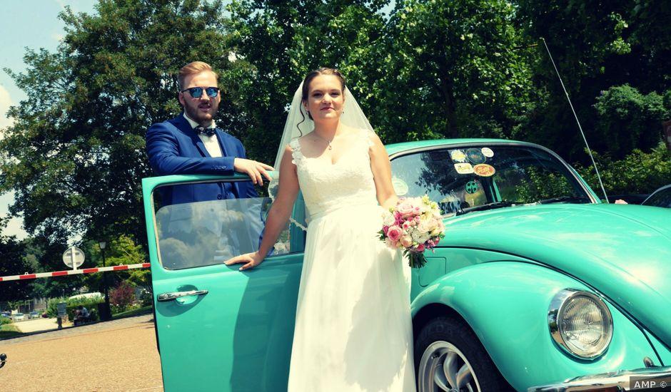 Le mariage de Mathieu et Marion à Rouillon, Sarthe