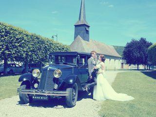 Le mariage de Amélie et Olivier