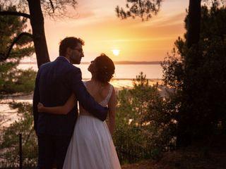 Le mariage de Marie et Nuno