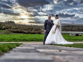 Le mariage de Magali et Beugin