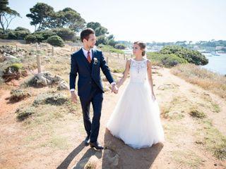 Le mariage de Félicie et Etienne