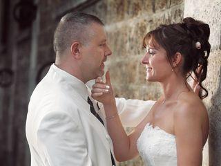 Le mariage de Camille et Grégory