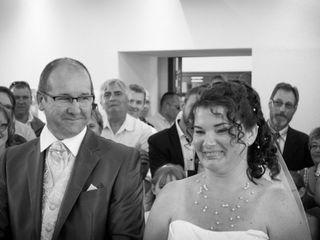 Le mariage de Stéphanie et Jean Christophe