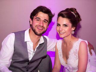 Le mariage de Melissa et Morgan