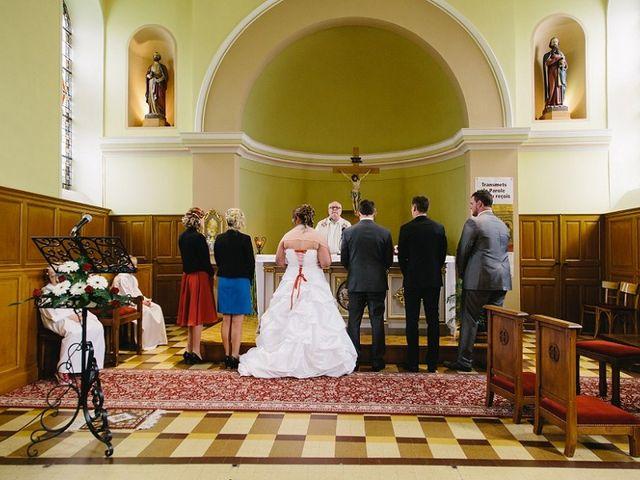 Le mariage de Guillaume et Mélanie à Marmoutier, Bas Rhin 6