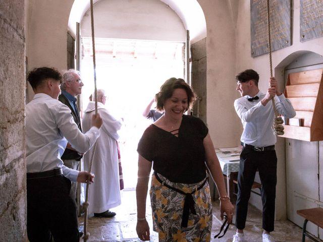 Le mariage de Franck et Laura à Pugey, Doubs 18