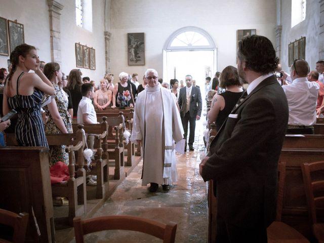 Le mariage de Franck et Laura à Pugey, Doubs 21