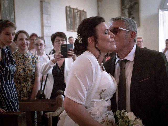 Le mariage de Franck et Laura à Pugey, Doubs 23
