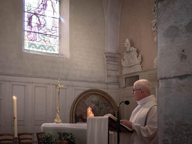 Le mariage de Franck et Laura à Pugey, Doubs 29