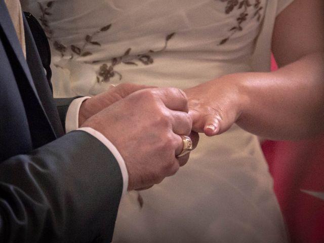 Le mariage de Franck et Laura à Pugey, Doubs 34