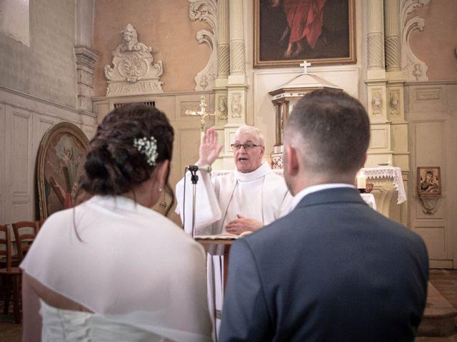 Le mariage de Franck et Laura à Pugey, Doubs 42