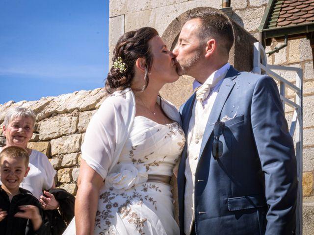 Le mariage de Franck et Laura à Pugey, Doubs 47