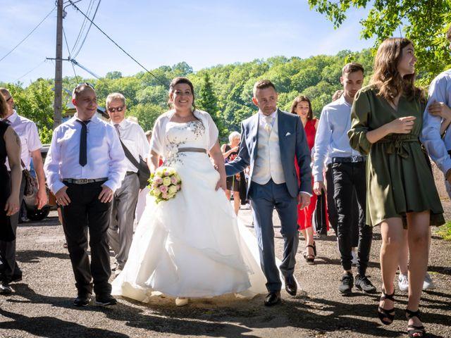 Le mariage de Franck et Laura à Pugey, Doubs 49