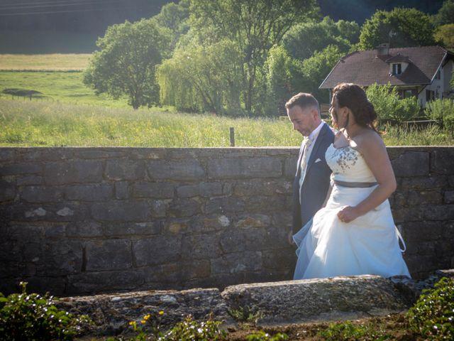 Le mariage de Franck et Laura à Pugey, Doubs 61