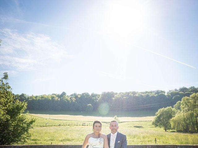 Le mariage de Franck et Laura à Pugey, Doubs 62