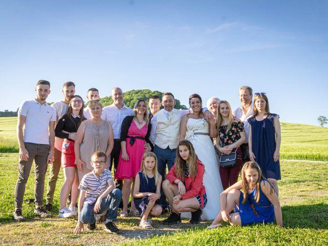 Le mariage de Franck et Laura à Pugey, Doubs 68