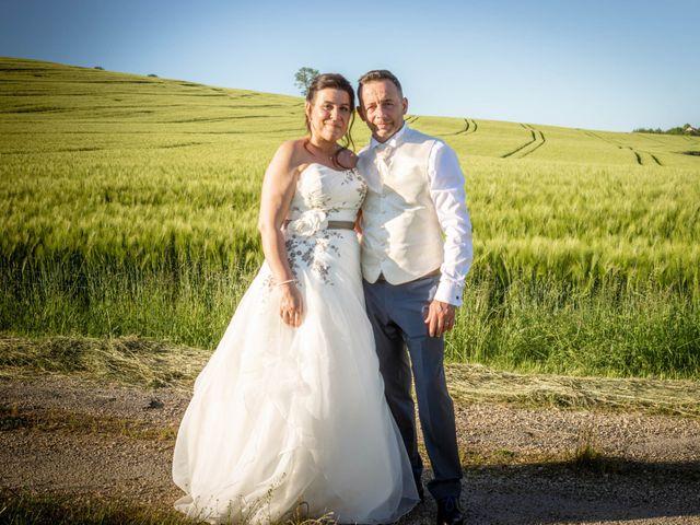 Le mariage de Franck et Laura à Pugey, Doubs 69