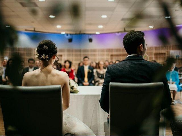 Le mariage de Elliot et Ka-Young  à Cesson-Sévigné, Ille et Vilaine 1
