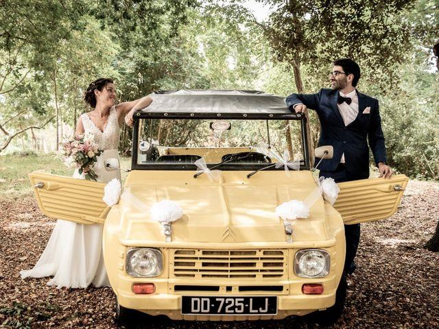 Le mariage de Nuno et Marie à Arcachon, Gironde 1